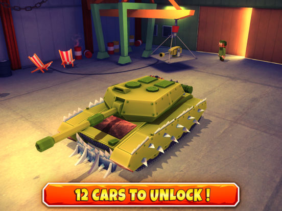 Screenshot 5 Zombie Safari