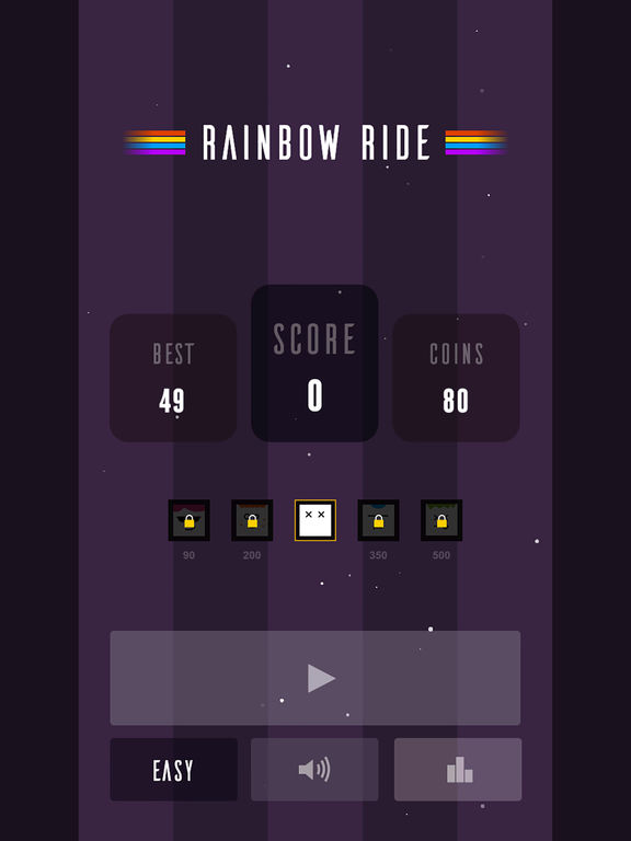 Screenshot 1 Rainbow Ride
