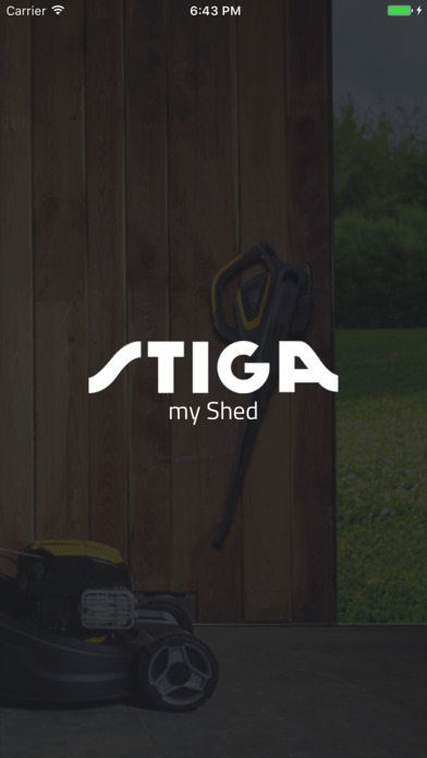 My stiga garden shed for My shed app