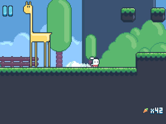 Yeah Bunny! iOS Screenshots