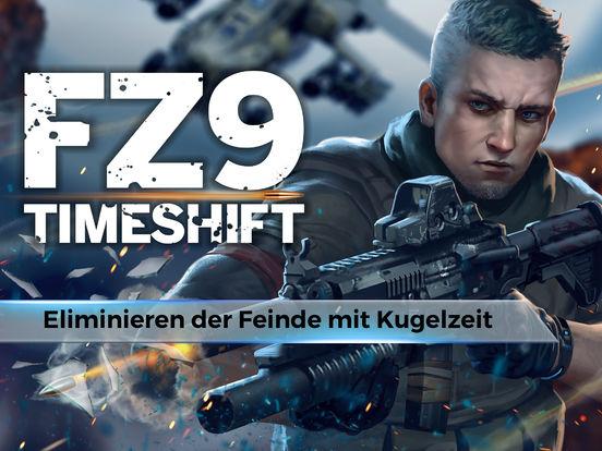 Screenshot 1 FZ9: Timeshift