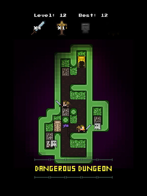 Royal Dungeon iOS Screenshots