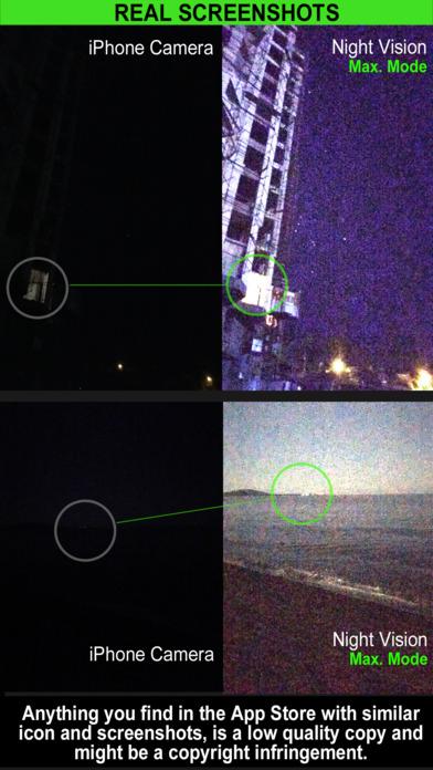 Night Vision Camera (Photo & Video) Screenshot