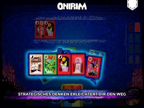 Screenshot 4 Onirim – Solo-Kartenspiel