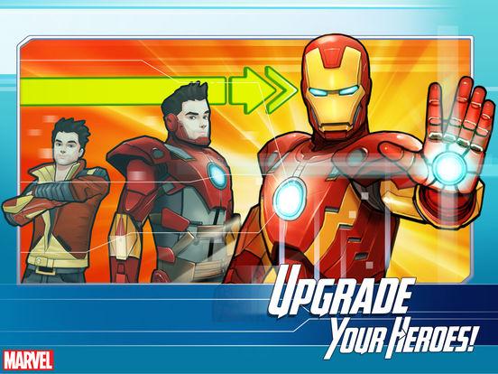 MARVEL Avengers Academy Screenshot