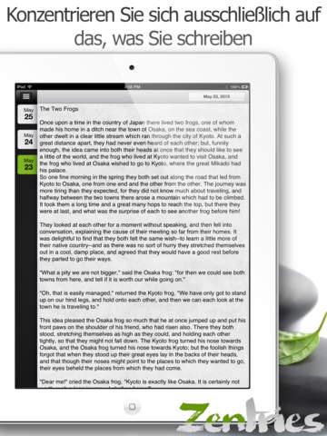 Zentries:  The Art of Journaling Screenshot