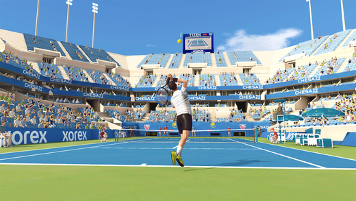 First Person Tennis - The Real Tennis Simulator Screenshots