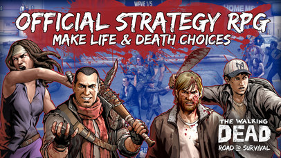 download The Walking Dead: Road to Survival appstore review