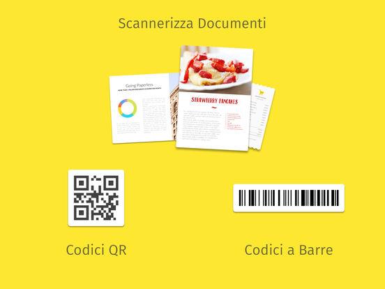 Scanbot 6 - Documento Scanner & Lettore Codici QR Screenshot