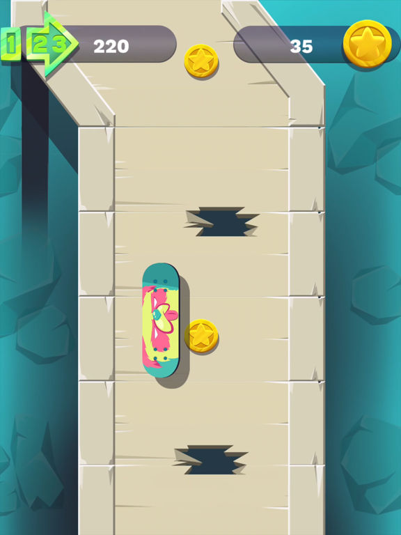 Screenshot 1 Fingerboard