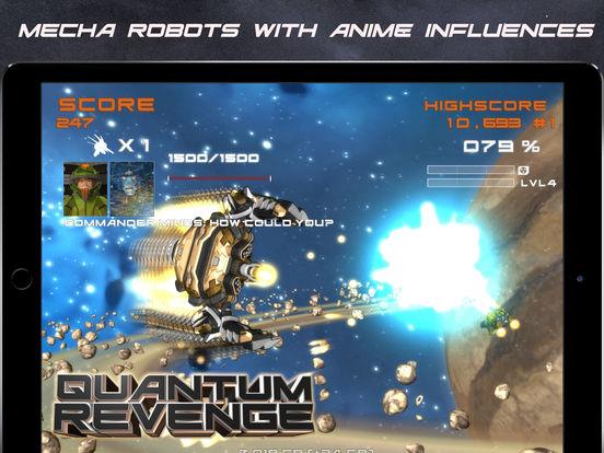 Screenshot 2 Quantum Revenge