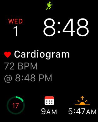Cardiogram - Watch your Heart Rate & Health Screenshot