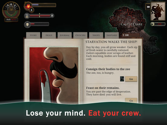 Screenshot 4 Sunless Sea