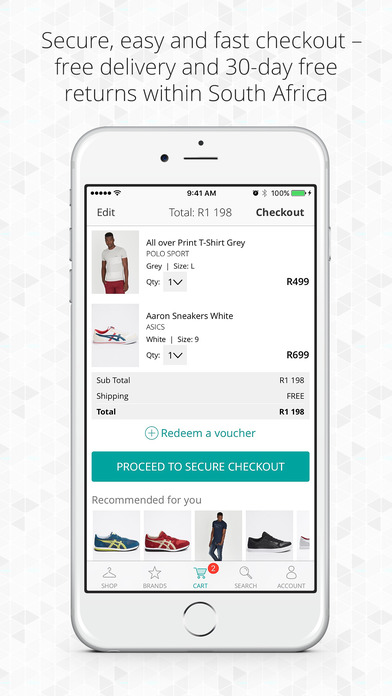 download Spree online fashion shopping – Women, Men & Kids apps 3