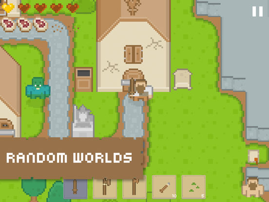 Island Survival - Pixel Paradise Screenshot