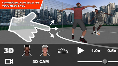 download Tutoriels 3D Trucs de Football apps 3