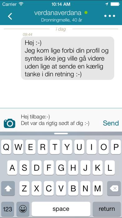 Dansk dating app