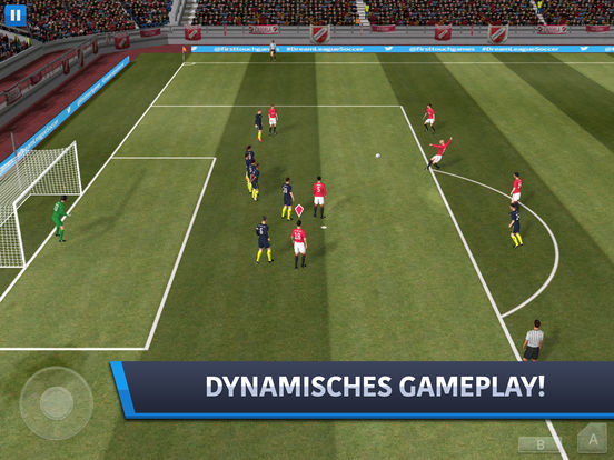 Screenshot 4 Dream League Soccer 2017