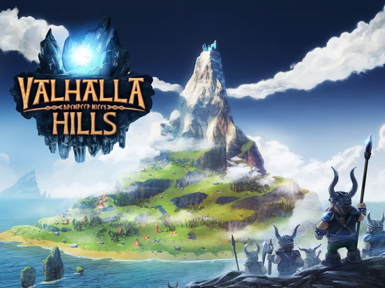 Valhalla Hills iOS Screenshots