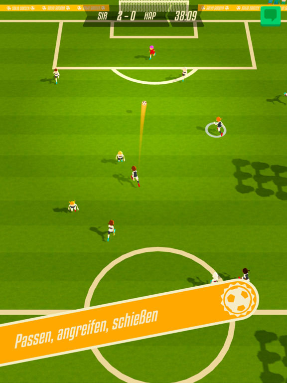 Screenshot 2 Solid Soccer