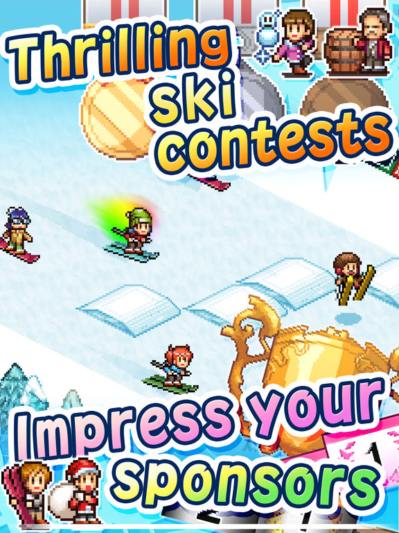 Screenshot 3 Shiny Ski Resort