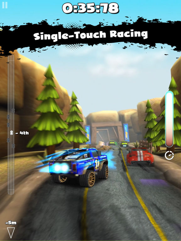 Screenshot 1 Rally Run