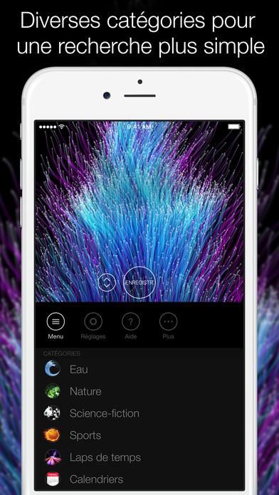 download Fonds d'écran vivants pour moi - Arrière-plans HD apps 2