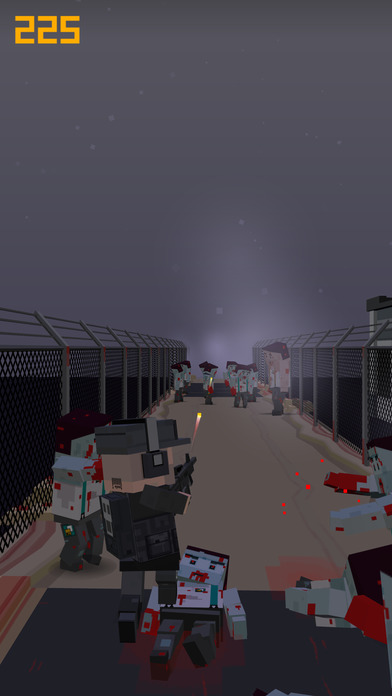 Screenshot 3 Left Behind Zombie Apocalypse