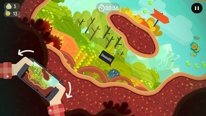 Screenshot 3 The Big Journey