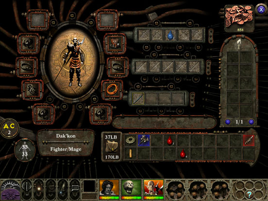 Screenshot 3 Planescape: Torment