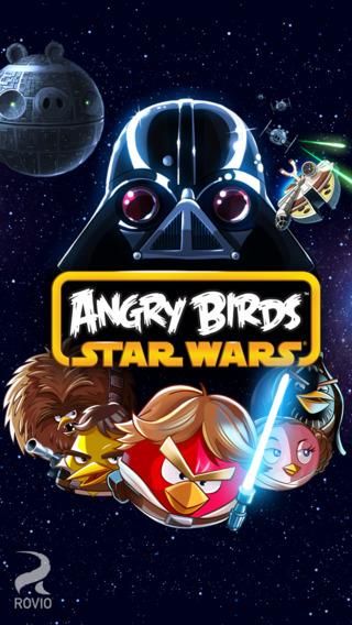 Angry Birds Star Wars Screenshot