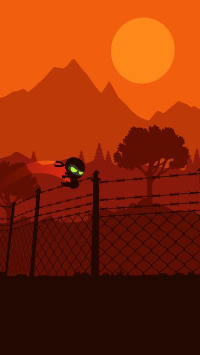 Breakout Ninja iOS Screenshots