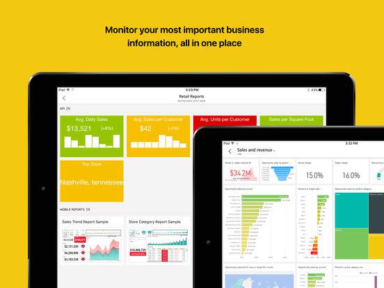 Microsoft Power BI Screenshot