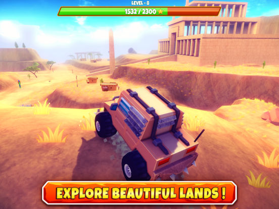 Screenshot 1 Zombie Safari