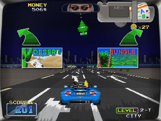 Screenshot 4 Highway Runners