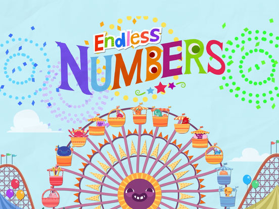 Endless Numbers Screenshot