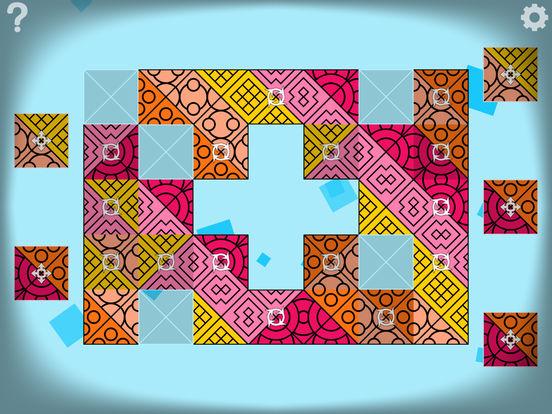 Screenshot 4 AuroraBound – Musterpuzzles
