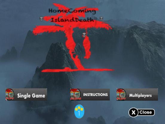 HomeComing IslandDeath Screenshots