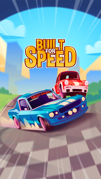 Built for Speed iOS Screenshots