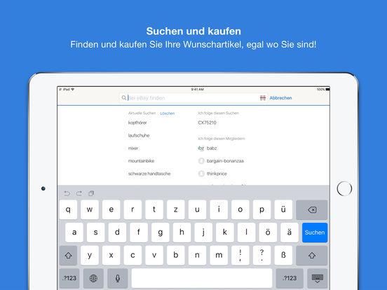 eBay – Kaufen, Verkaufen, Bieten & Sparen! Screenshot