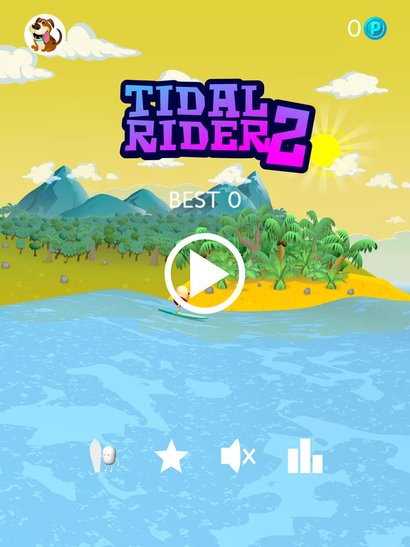 Screenshot 1 Tidal Rider 2