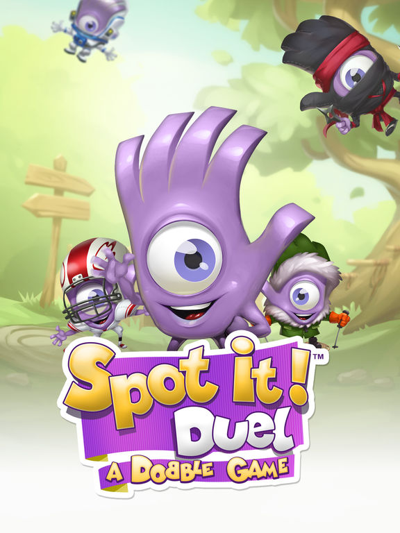 Screenshot 1 Dobble Duel