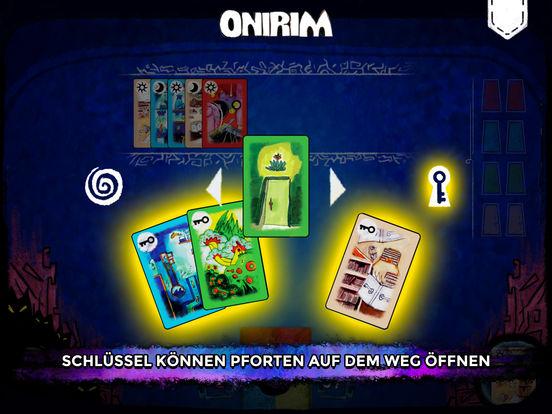 Screenshot 5 Onirim – Solo-Kartenspiel
