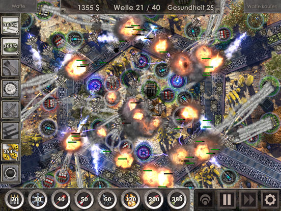 Defense Zone 3 Ultra HD iPhone iPad
