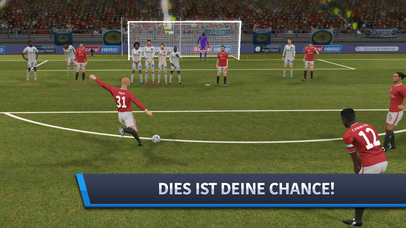 Dream League Soccer 2017 iOS Screenshots