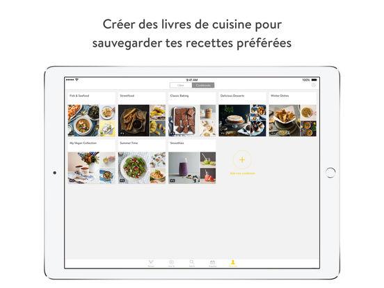 kitchen stories - livre de recettes dans l'app store - Creer Un Livre De Recette De Cuisine
