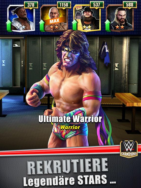 WWE: Champions iOS