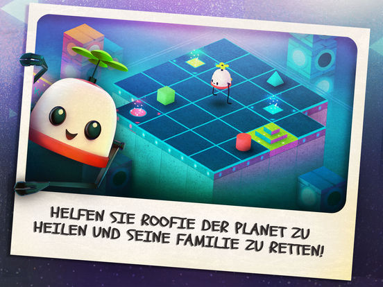 Roofbot: Puzzler On The Roof iOS