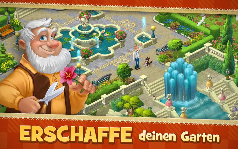 Gardenscapes - New Acres Screenshot