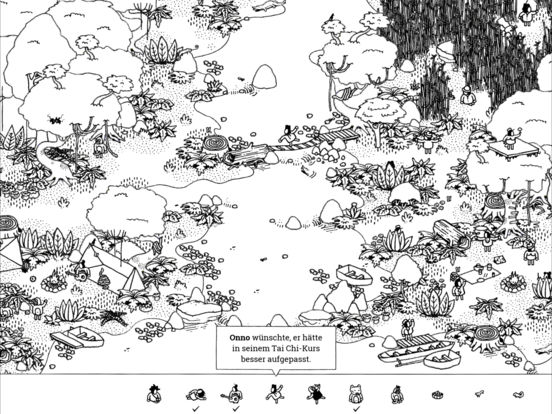 Screenshot 1 Hidden Folks